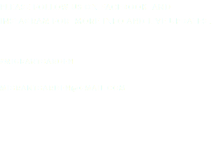 PLEASE FOLLOW US ON FACEBOOK AND INSTAGRAM FOR MORE INFO AND LIVE UPDATES .
